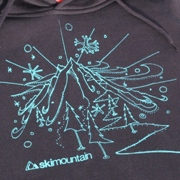 Mens Aspire Mountain Hoody Design